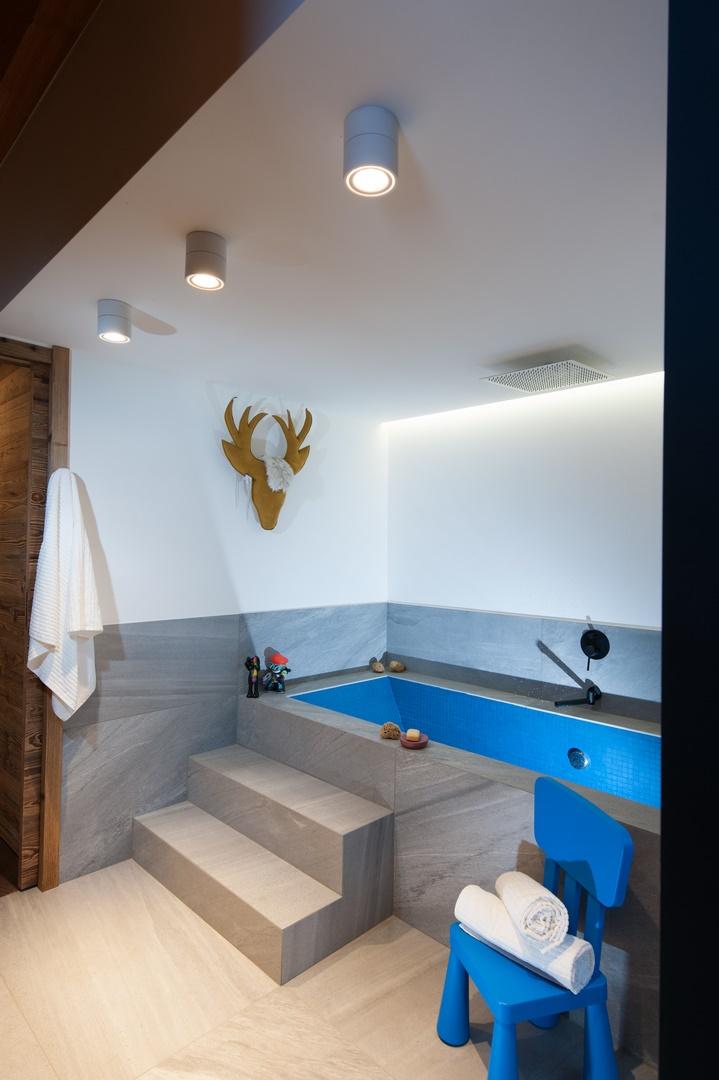 chalets de luxe à proximité de monêtier les bains