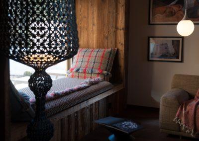 hébergement de luxe vers la salle les alpes