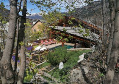 location chalet prestige vallée serre chevalier